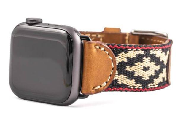 luxury designer Apple watch band by Alvear