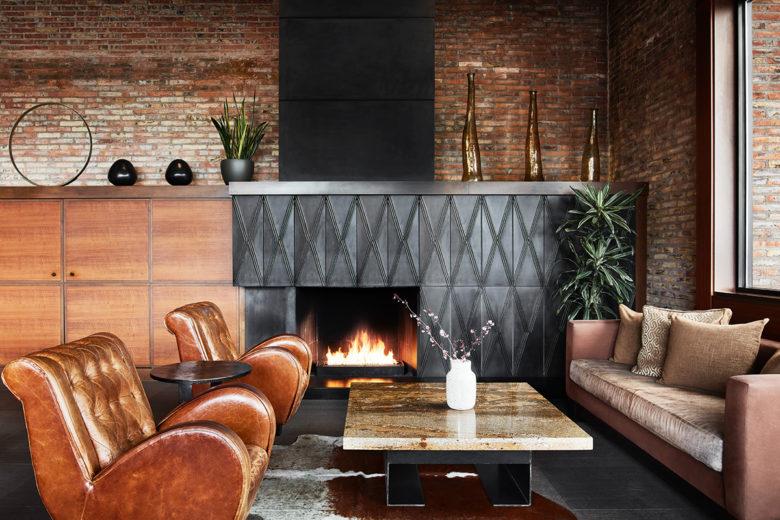 modern design at The Enchantment Resort in Sedona Arizona