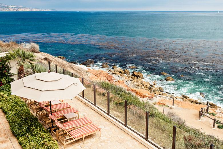 stunning luxury oceanfront resort Terranea
