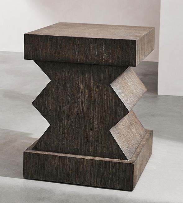 Bastien Side Table designer Christiane Lemieux