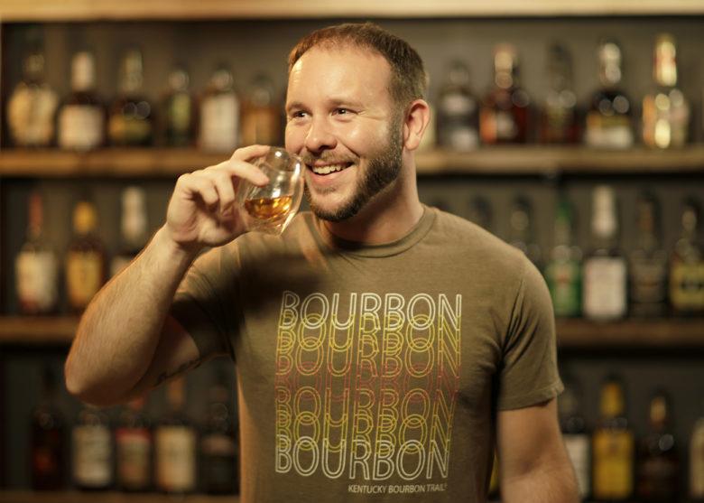 Chad Perkins of It's Bourbon Night on Youtube