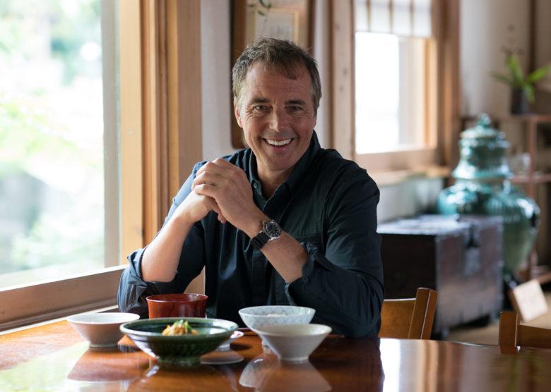 Dan Buettner discusses longevity in the blue zones