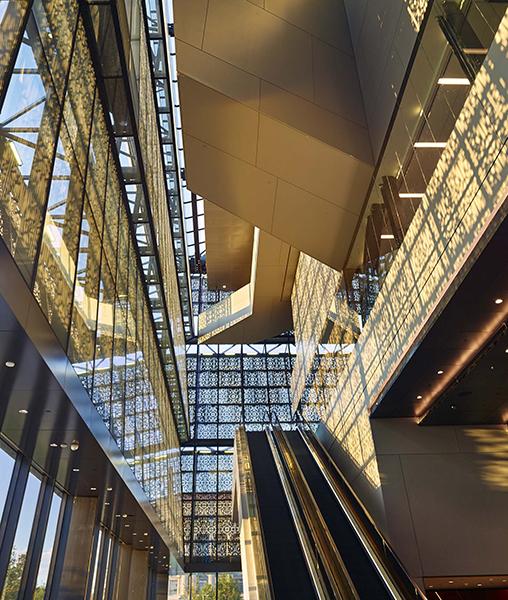 David Adjaye Associates modern D.C. museum design