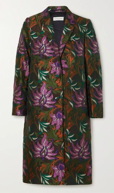 Dries Van Noten's best winter coat for women