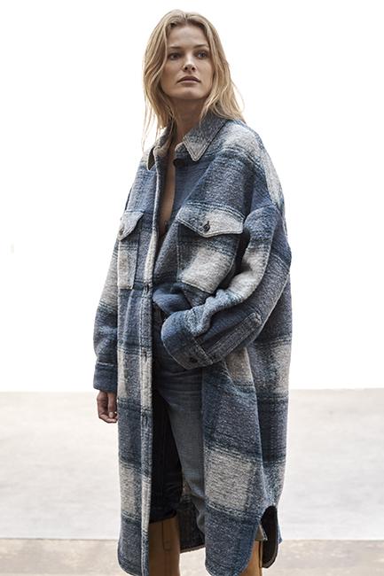 Etoile best winter coat for women by Isabel Marant