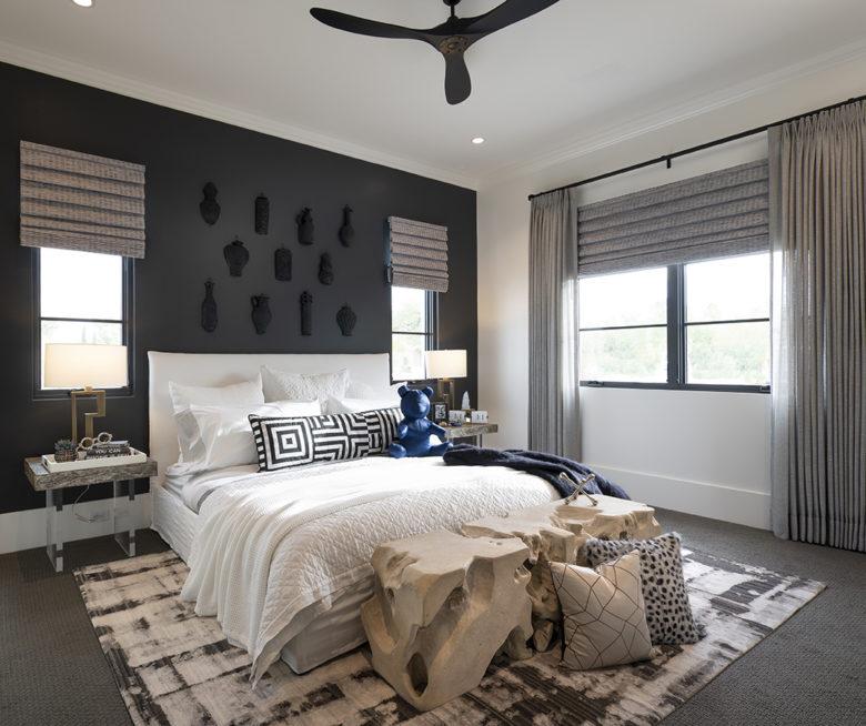 ICONIC HAUS Winter 2020 bedroom by Interior Essentials