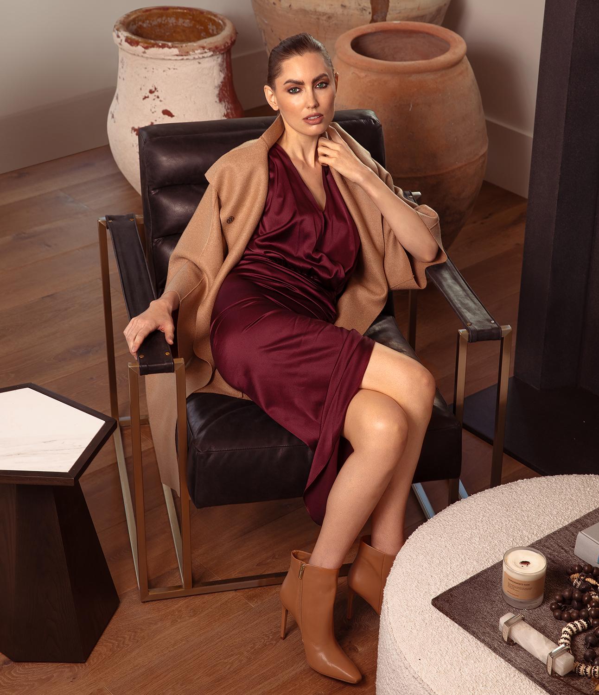 ICONIC HAUS Winter 2020 fall fashion shoot