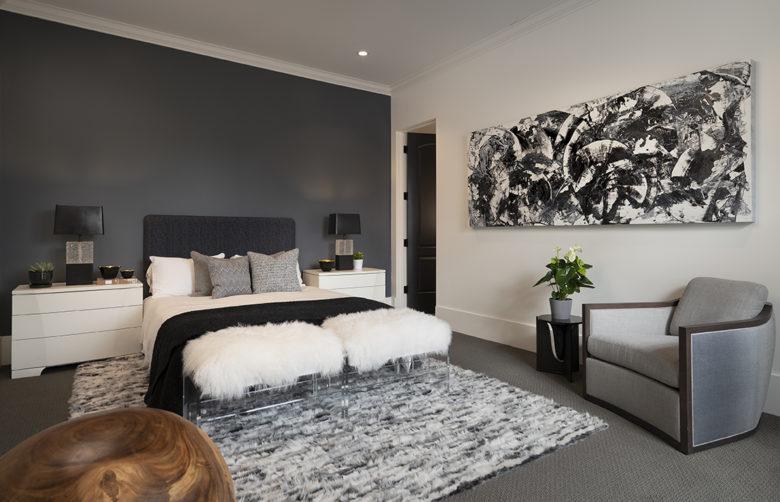 ICONIC HAUS winter 2020 bedroom by Rosemany Hallgarten