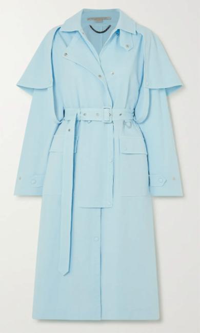 Stella McCartney trench winter coat for women