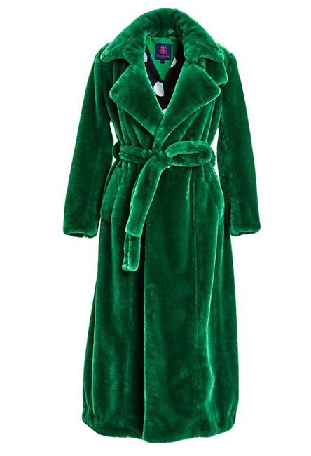 best winter coat for women by Chloe Mendel