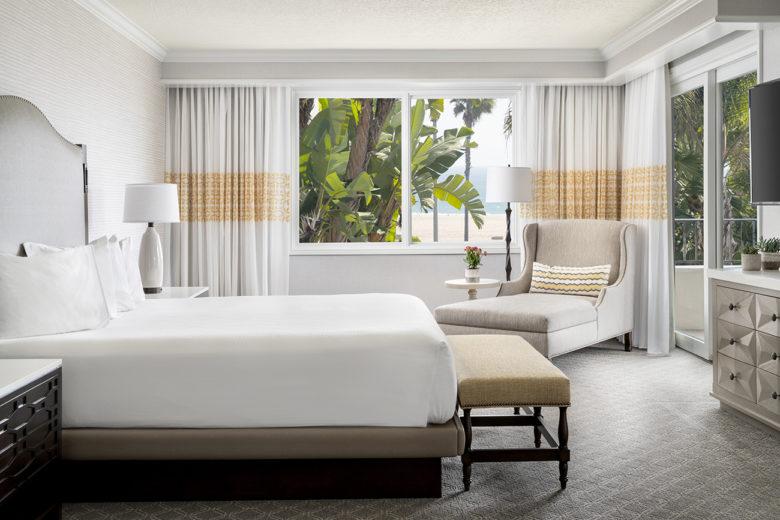 governor's suite at Hyatt Regency Huntington Beach Resort
