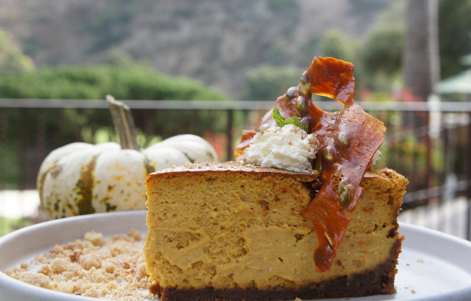 the-Ranch-at-Laguna-Beach-best-pumpkin-cheesecake-recipe