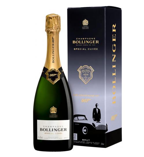 Bollinger 007 best champange in the