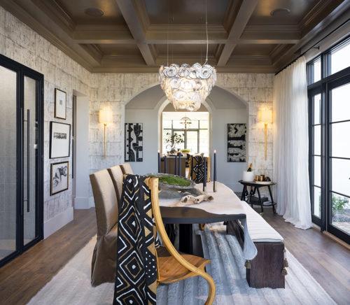 ICONIC HAUS Winter 2020 main living area dining room