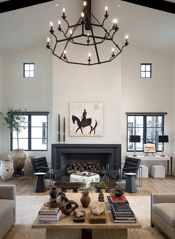 ICONIC HAUS Winter 2020 main living area great room