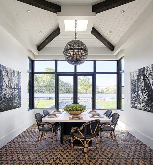 ICONIC HAUS Winter 2020 main living area morning room