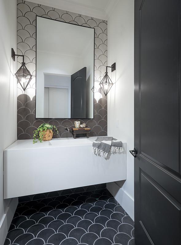 ICONIC HAUS Winter 2020 powder room amenities