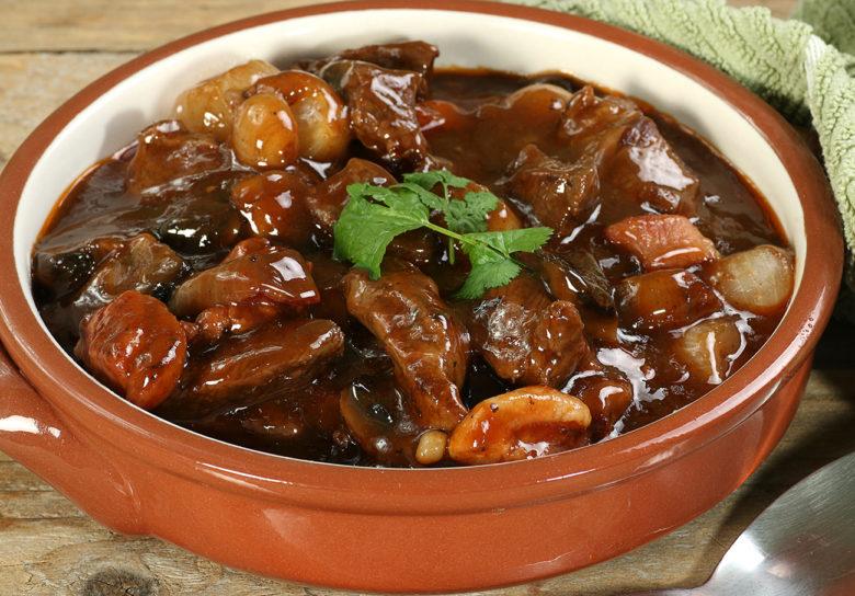 beef bourguignon winter soup recipe