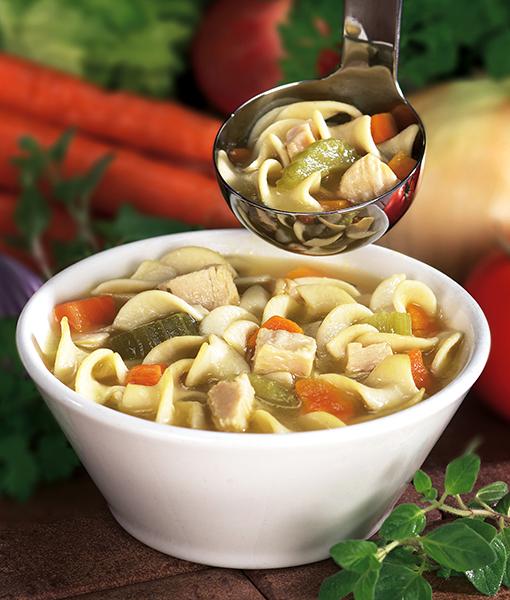 best chicken noodle winter soup recipe