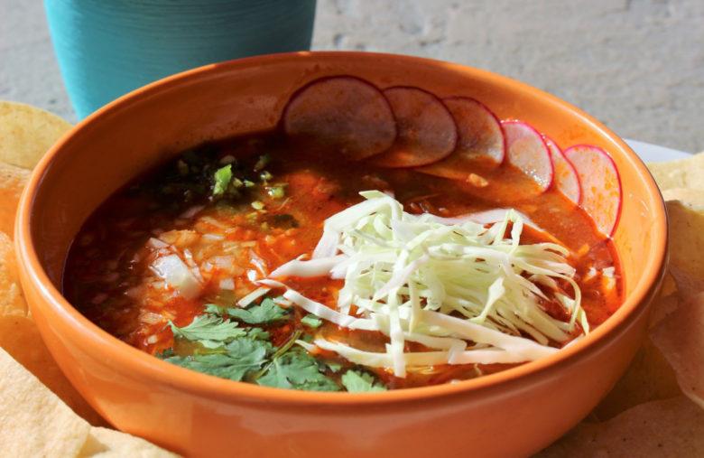 pozole winter soup recipe