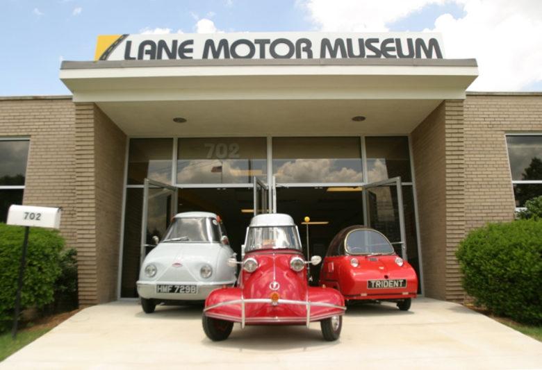 Lane Motor Museum a fun thing to do in Nashville