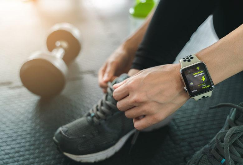 best workout app Apple Fitness +