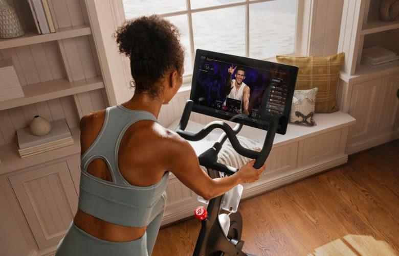 best workout app from Peloton