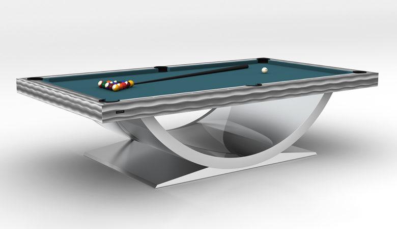 11 Ravens Theseus luxury pool table