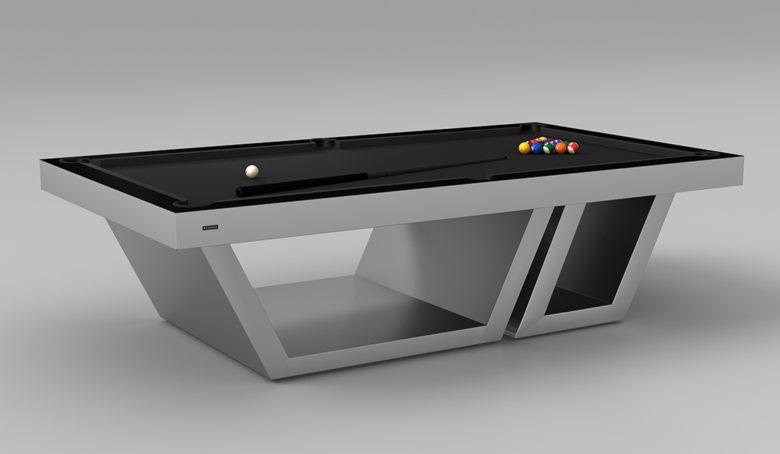 11 Ravens Titan luxury pool table
