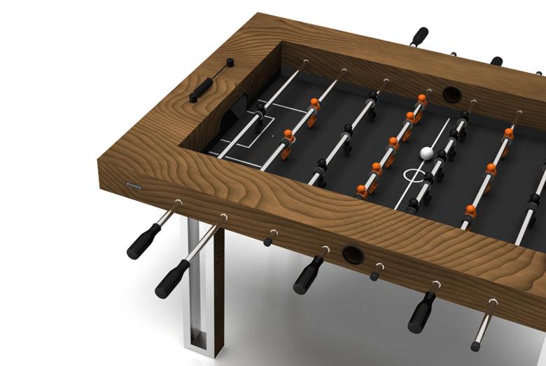 11 Ravens modern luxury foosball table