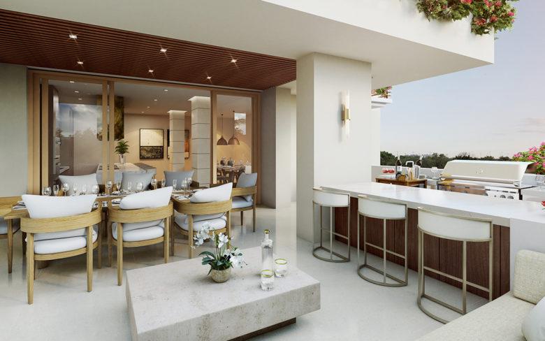 Villa Valencia outdoor healthy home design