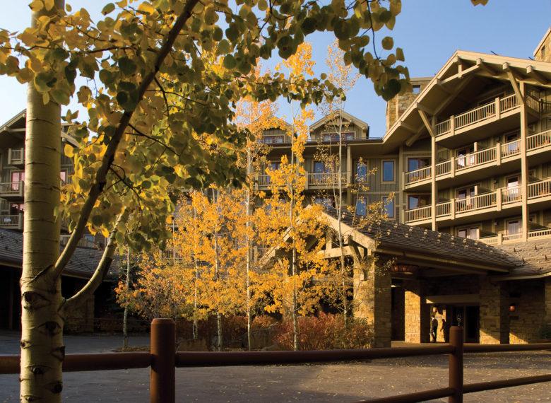 best design ski resort Four Seasons Wyoming