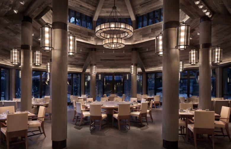 best design ski resort Yellowstone Club
