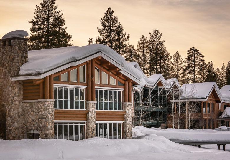 best design ski resort at Shore Lodge Whitetail
