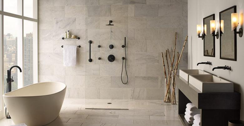 luxury plumbing trends from BRIZO