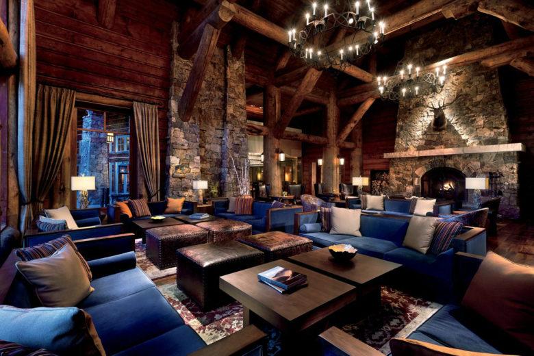 the best apres ski at the Ritz Carlton Bachelor Gulch
