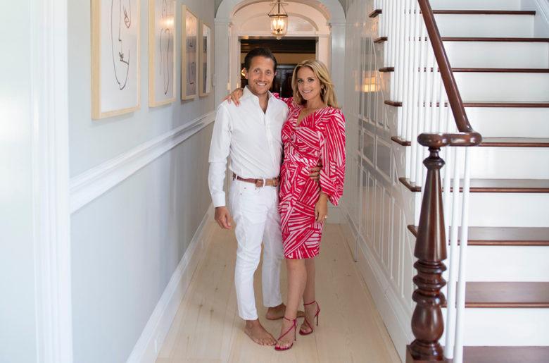 Alex and Michael Toccin of Toccin fashion