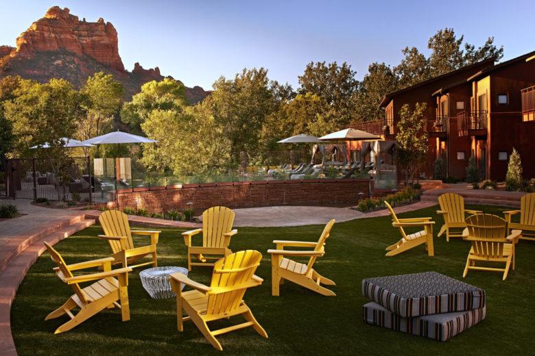 Amara Resort and Spa in Sedona Arizona