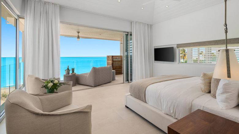 Beach Enclave Grace Bay luxury house rental