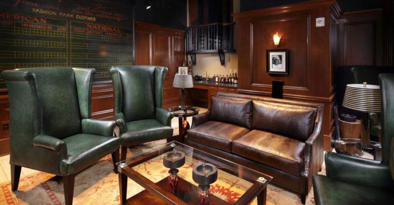Blend Cigar Bar founder Mark Holden