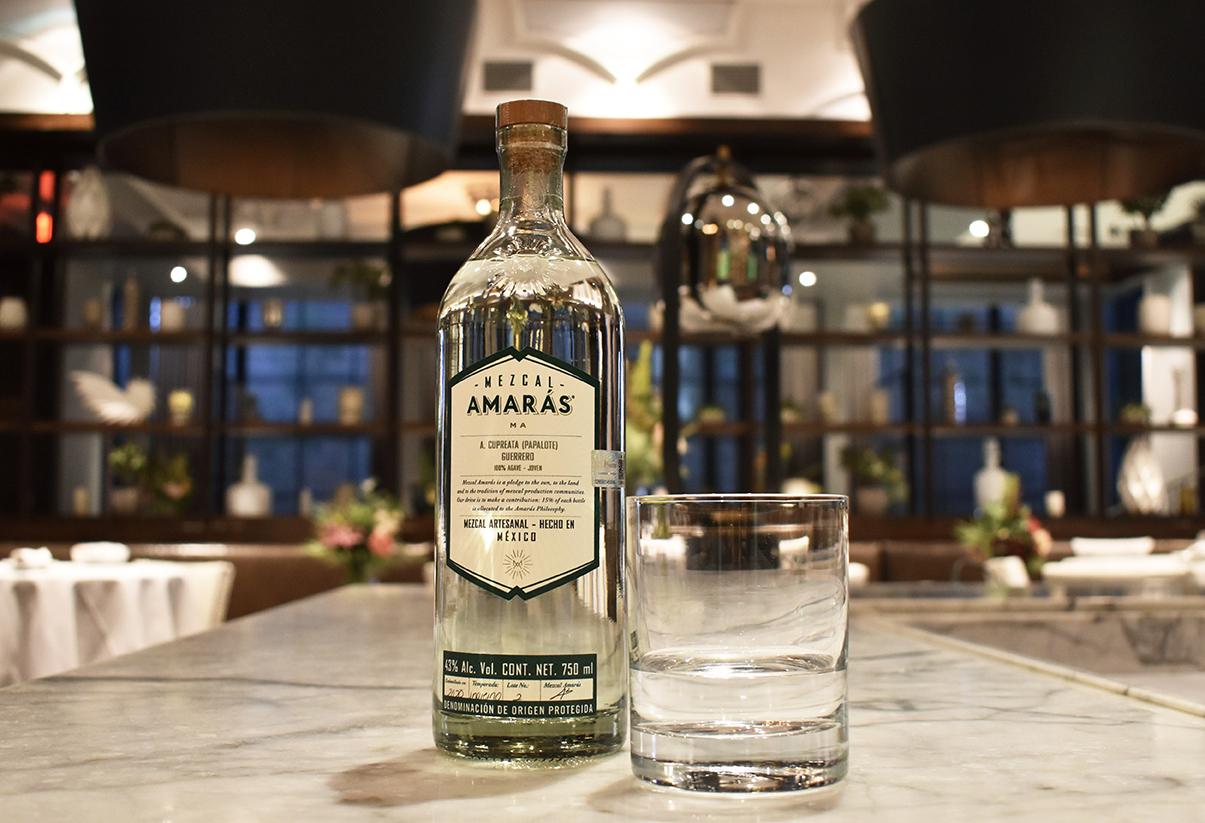 Casa Amaras mezcal cocktail recipes