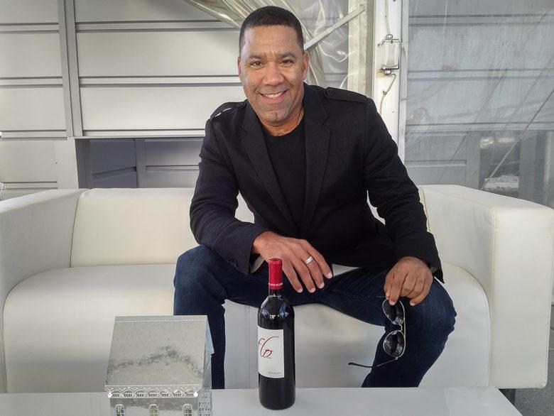 Flo Wines founder Marcus Johnson