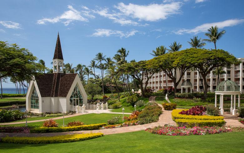Grand Wailea Hawaii covid destination wedding