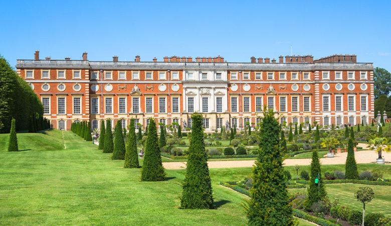 Hampton-Court-London-from-The-Bridgertons
