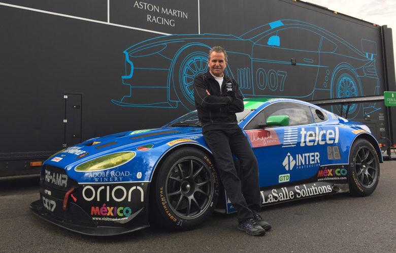 Kevin Buckler car racer founder Adobe Road