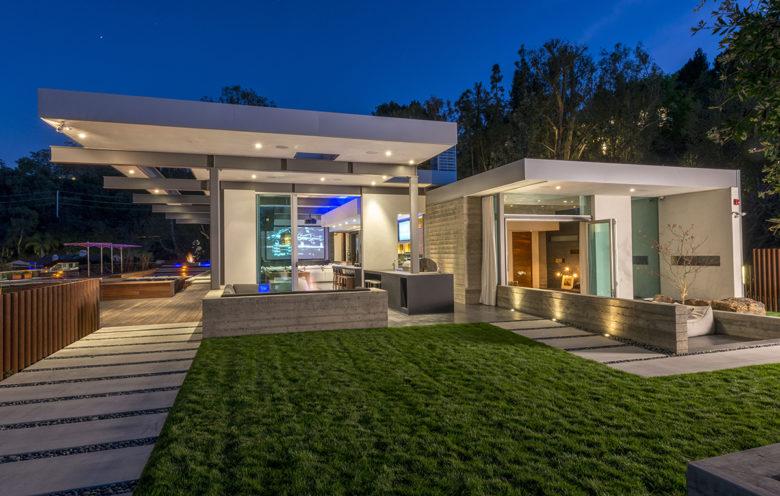 LA home by architect Christopher Mercier