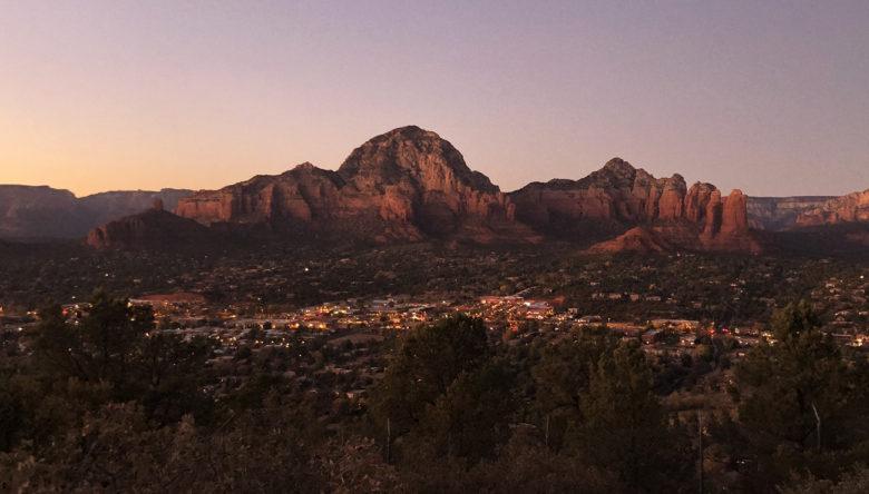 Sedona Arizona Red Rock sunset