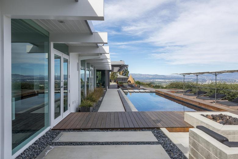 architect Christopher Mercier modern LA home