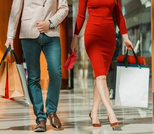 best luxury place to shop at Scottsdale Fashion Square Az