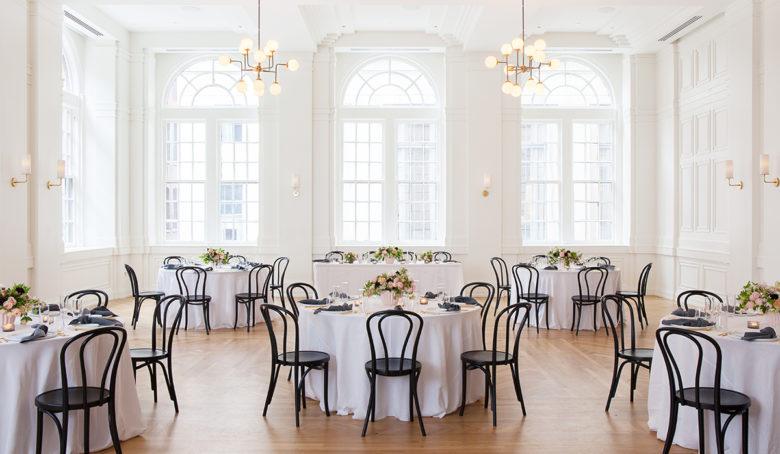 covid destination wedding at Noelle in Nashville